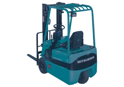 electric forktruck for hire berkshire