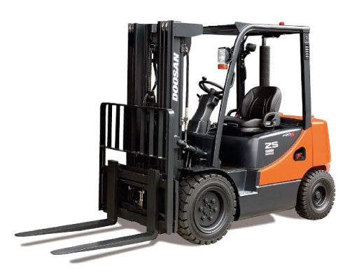 Doosan Forklifts Hire & Sale | Budget Forktrucks Ltd